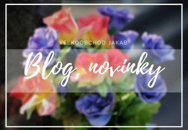 Blog, novinky