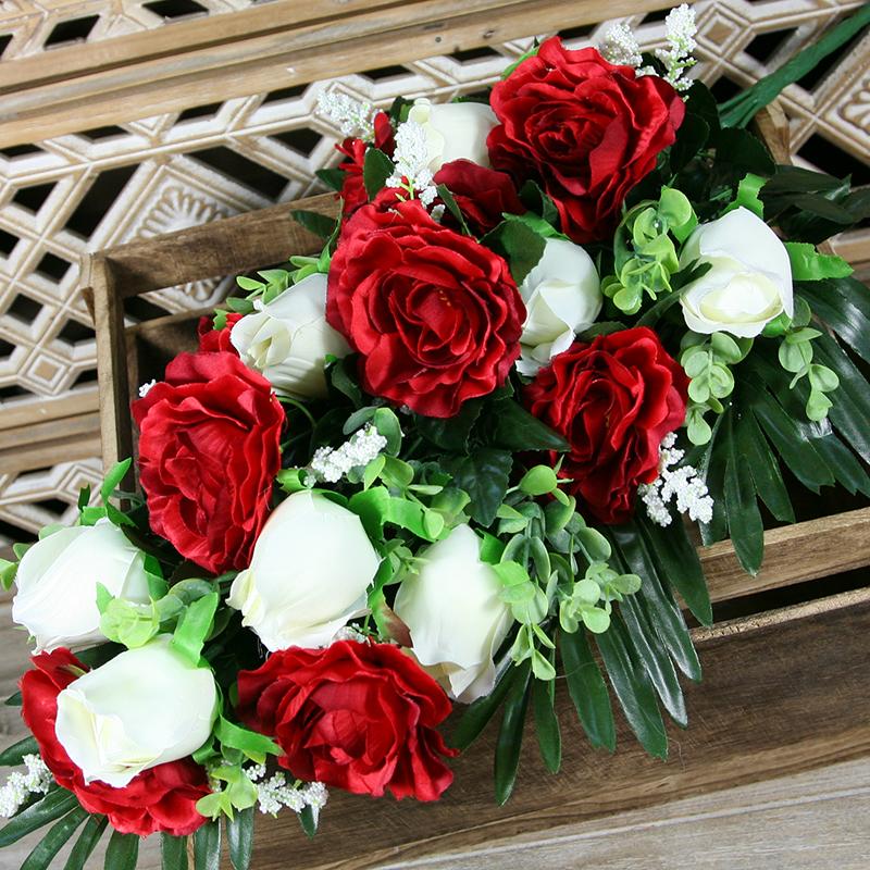 Kytica ruža  x16  JX2224