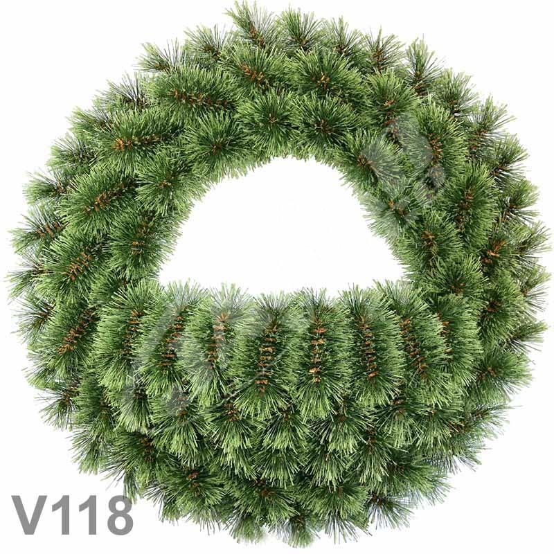 Veniec borovicový klasický V118