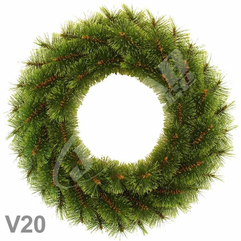 Veniec borovicový klasický V20