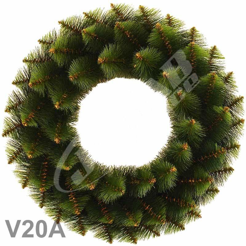 Veniec borovicový dvojfarebný V20A