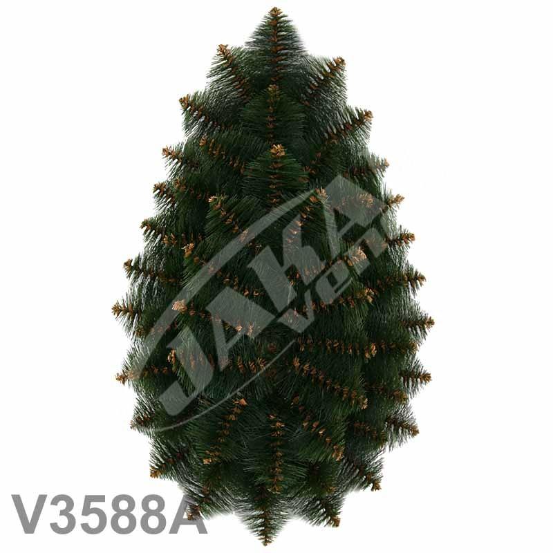 Slza borovicová dvojfarebná V3588A