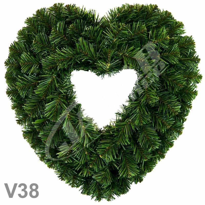 Srdcia smrekové V38