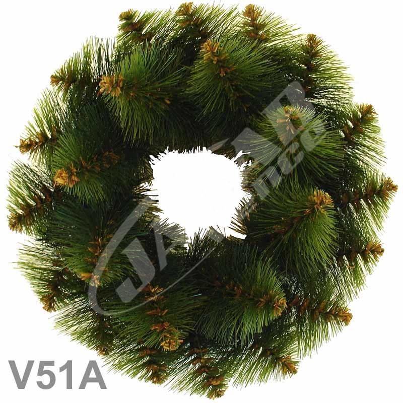 Veniec borovicový dvojfarebný V51A