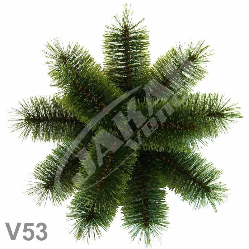 Ikebany borovicové klasické V53