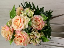 Kytica ruža hortenzia x12  F0401020