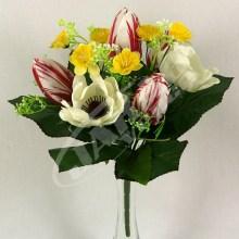 Kytica tulipán magnólia narcis x10  JX1412