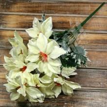 Kytica vianočná ruža x10  JX1573