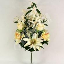 Kytica ruža dália hibiscus x21  JX1661