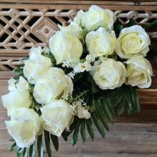 Kytica ruža x13  JX1704-CR