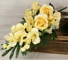 Kytica ruža hortenzia gladiola x10  JX1883-2