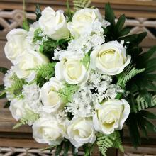 Kytica ruža sedmikráska x18  JX191431-CR