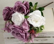 Kytica ruža hortenzia x12  JX2075