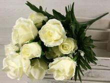 Kytica ruža x12  JX494-CR