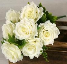 Kytica ruža x9  JXB920-CR