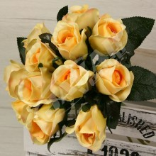 Kytica ruža puk x12  S135