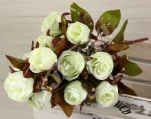 Kytica ruža puk x14  S3758