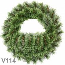 Veniec borovicový klasický V114