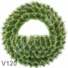 Veniec borovicový klasický V120