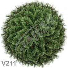 Veniec borovicový klasický V211