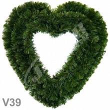 Srdcia smrekové V39