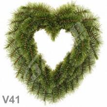 Srdcia borovicové V41