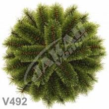 Veniec borovicový klasický V492