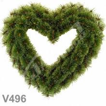 Srdcia borovicové V496