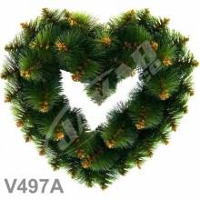 Srdcia borovicové V497A