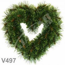 Srdcia borovicové V497