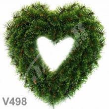 Srdcia borovicové V498