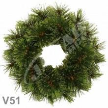 Veniec borovicový klasický V51