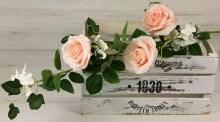 Vetva ruža hortenzia x6  YX1024